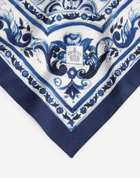FOULARD IN PRINTED COTTON