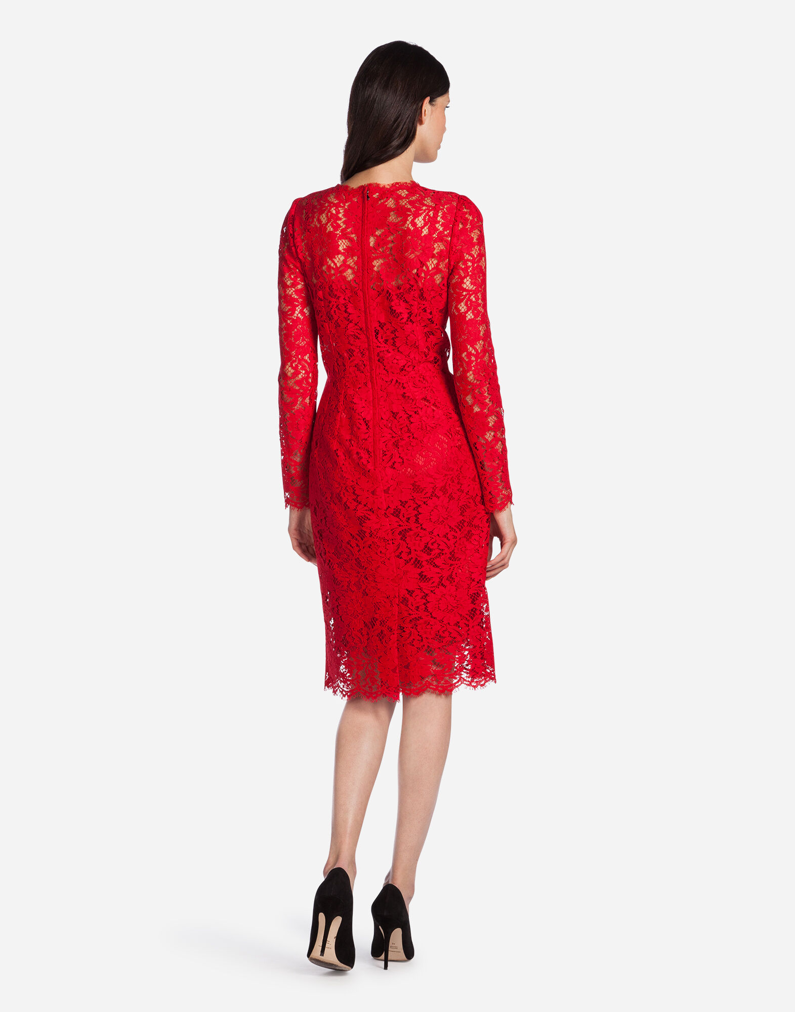 CORDONETTO LACE DRESS