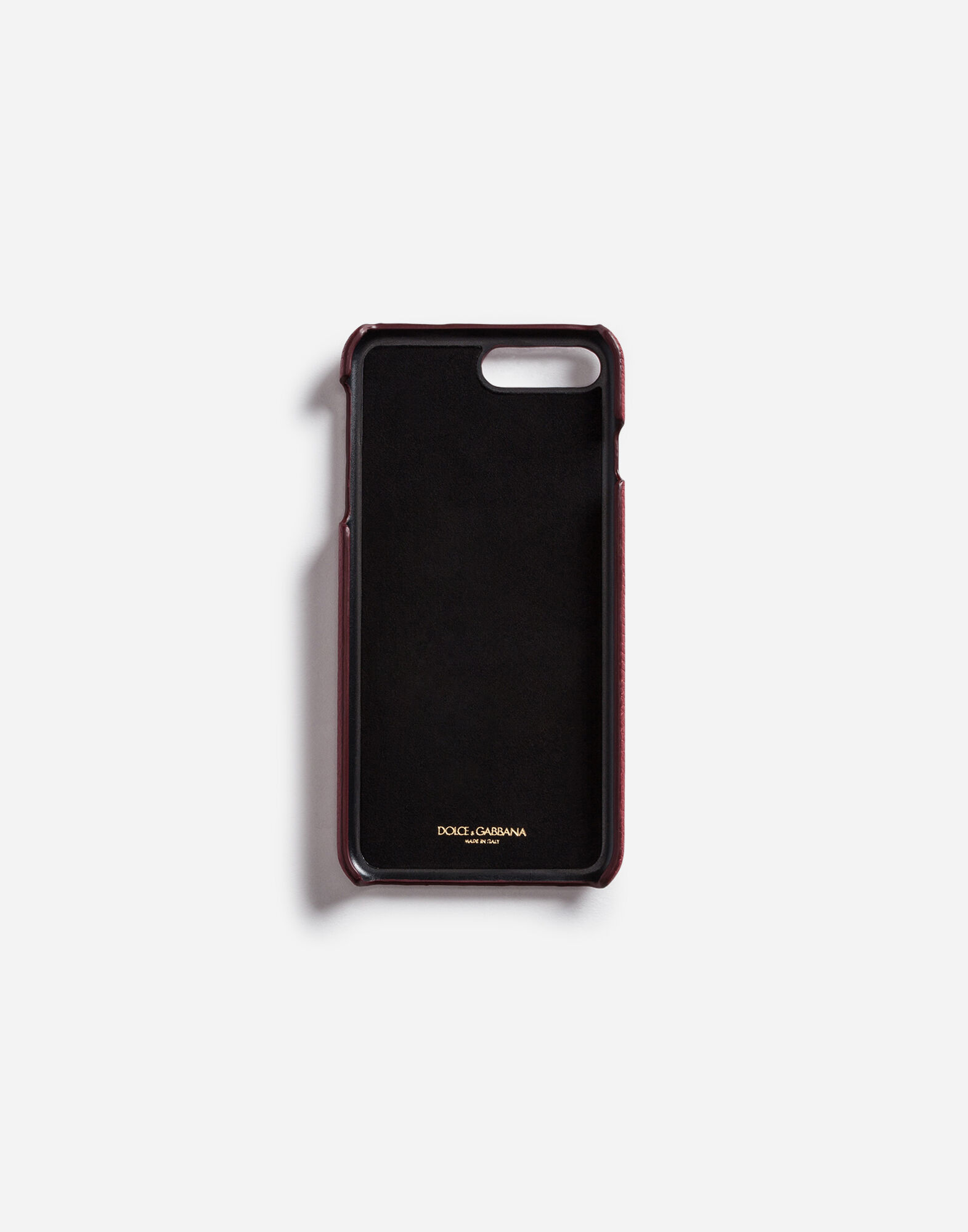 IPHONE 7 PLUS COVER WITH PATCHES OF THE DESIGNERS