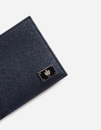 WALLET IN DAUPHINE LEATHER