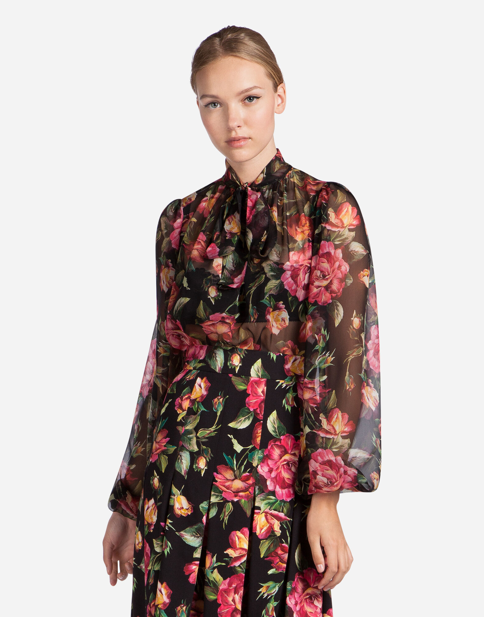 Women's Blouses and Tops - New Collection | Dolce&Gabbana ...