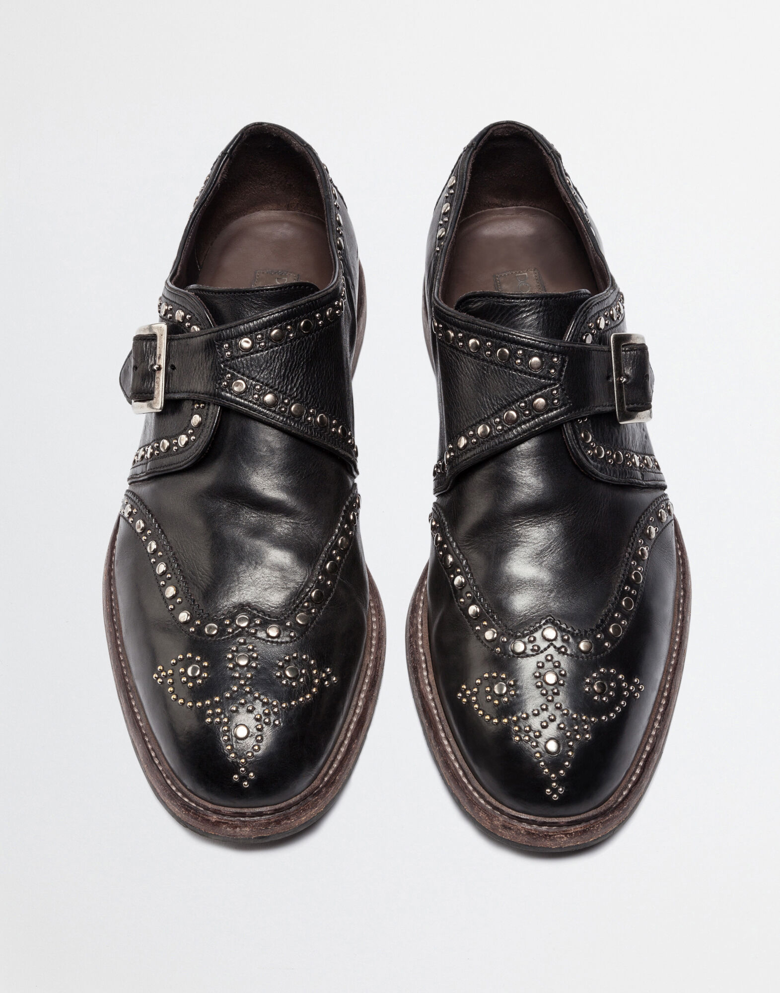 s loafers slippers dolce gabbana colored dip