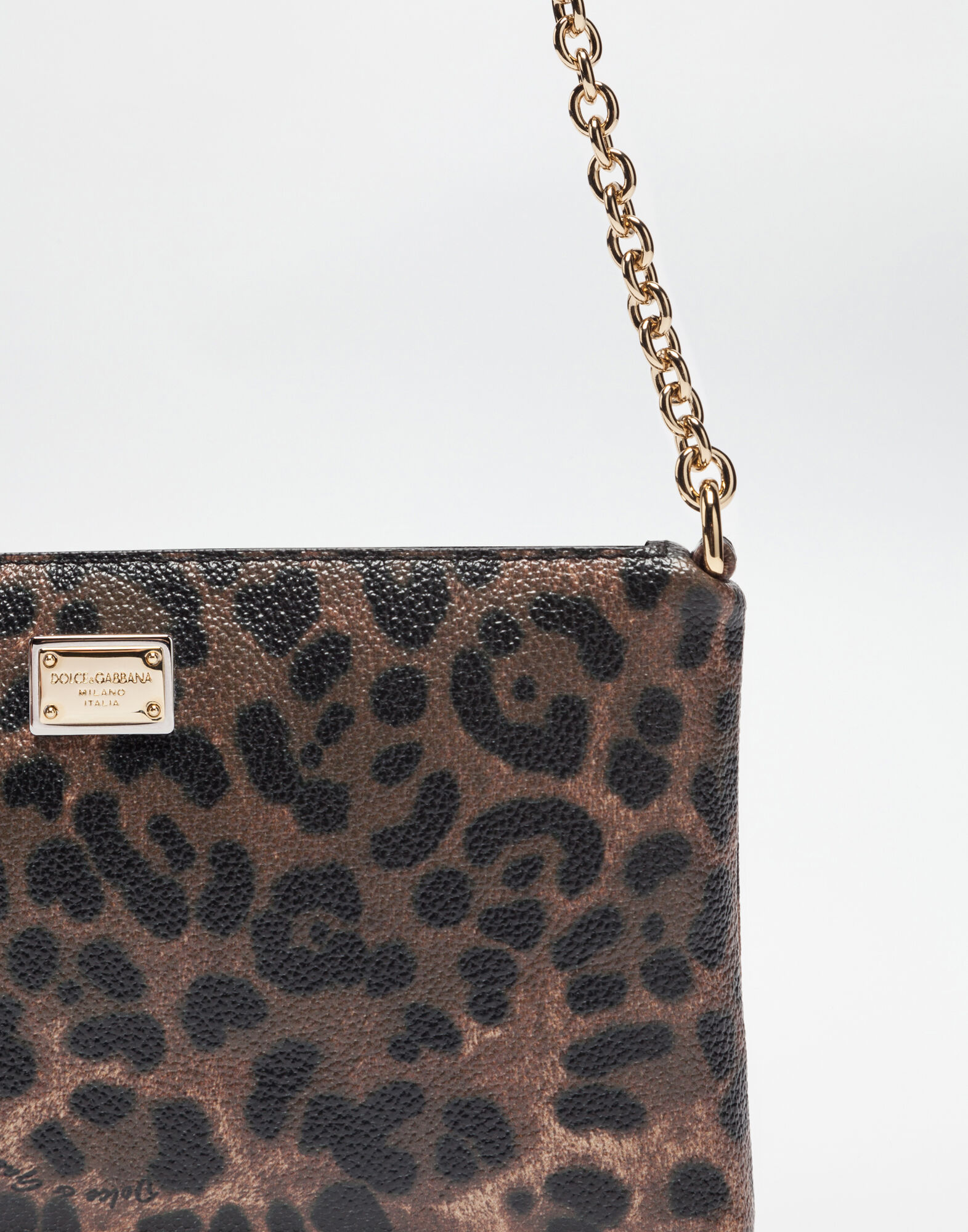 MINI LEO CREPE BAG