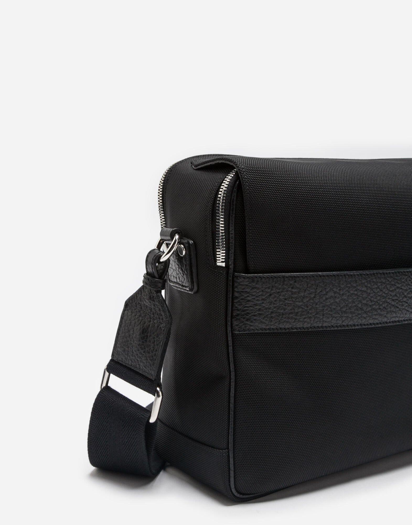 MESSENGER BAG IN CANVAS