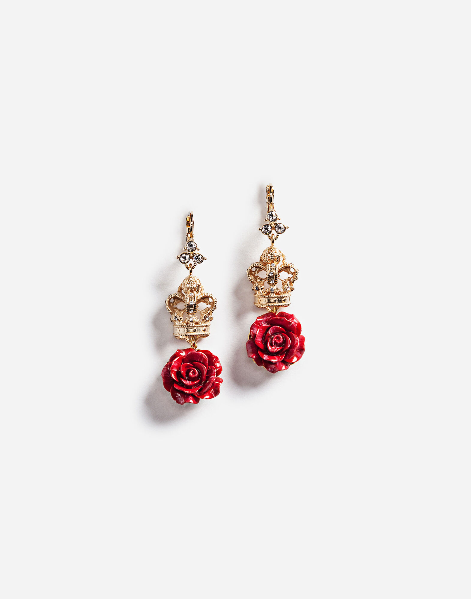 EARRINGS WITH DECORATIVE DETAILS