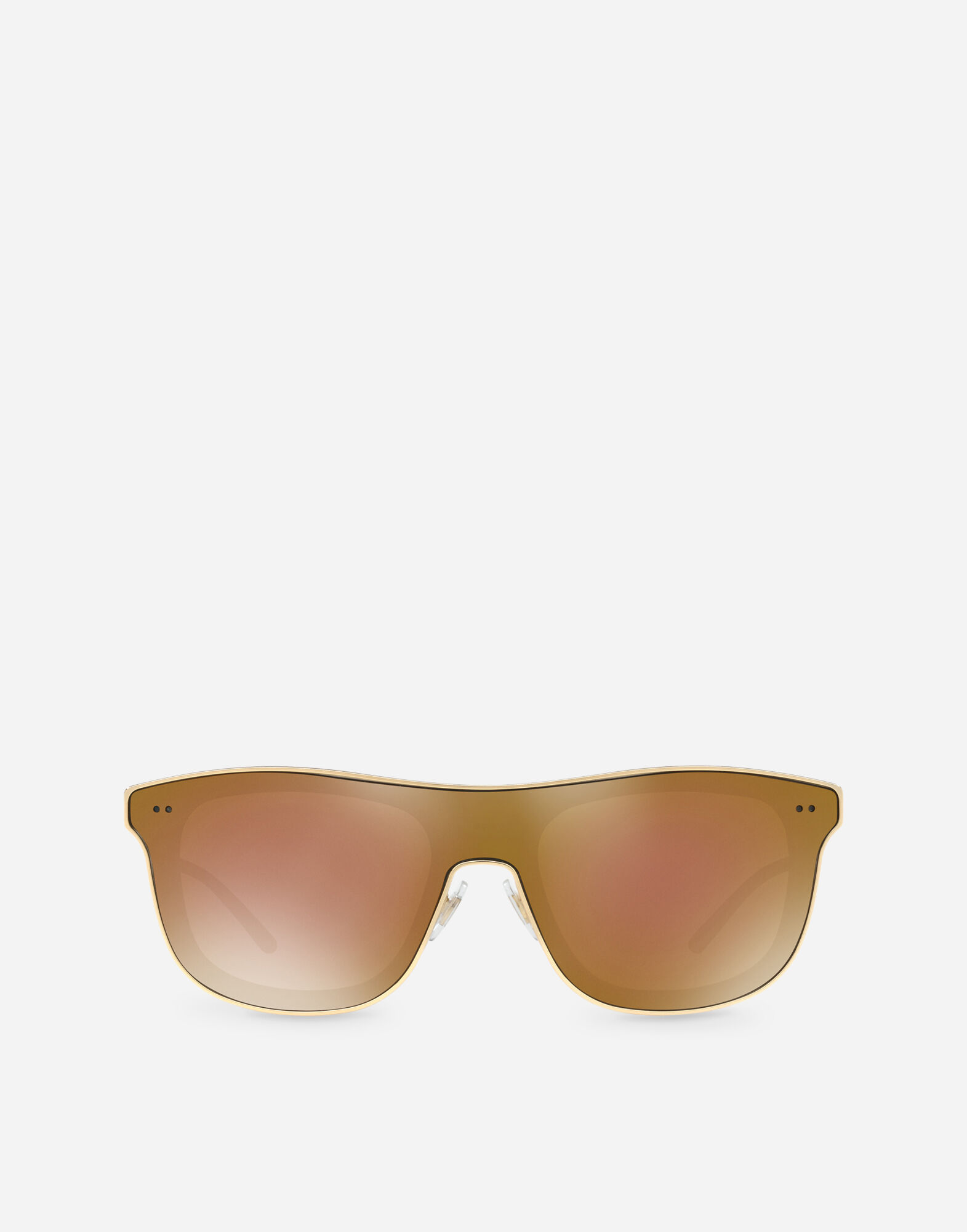 Dolce&Gabbana SQUARE METAL SUNGLASSES