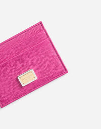 DAUPHINE LEATHER CREDIT CARD HOLDER