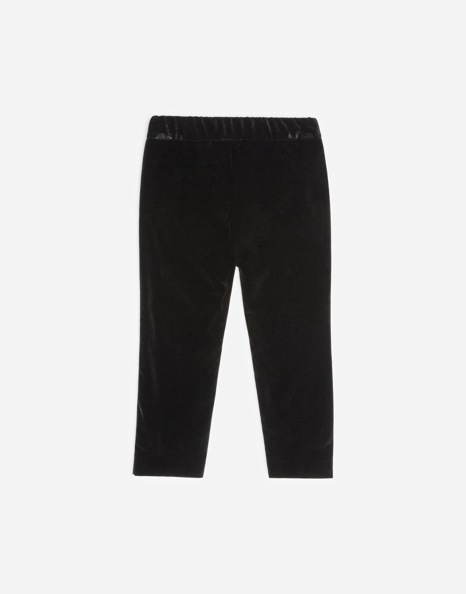 STRETCH VELVET PANTS