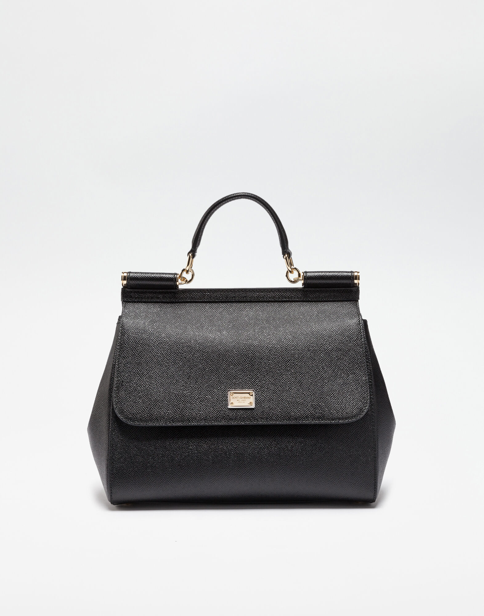 DAUPHINE LEATHER REGULAR SICILY BAG