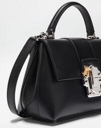 SMALL LUCIA LEATHER BAG