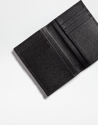 DAUPHINE LEATHER PASSPORT HOLDER