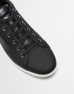 LEATHER LONDON SNEAKERS