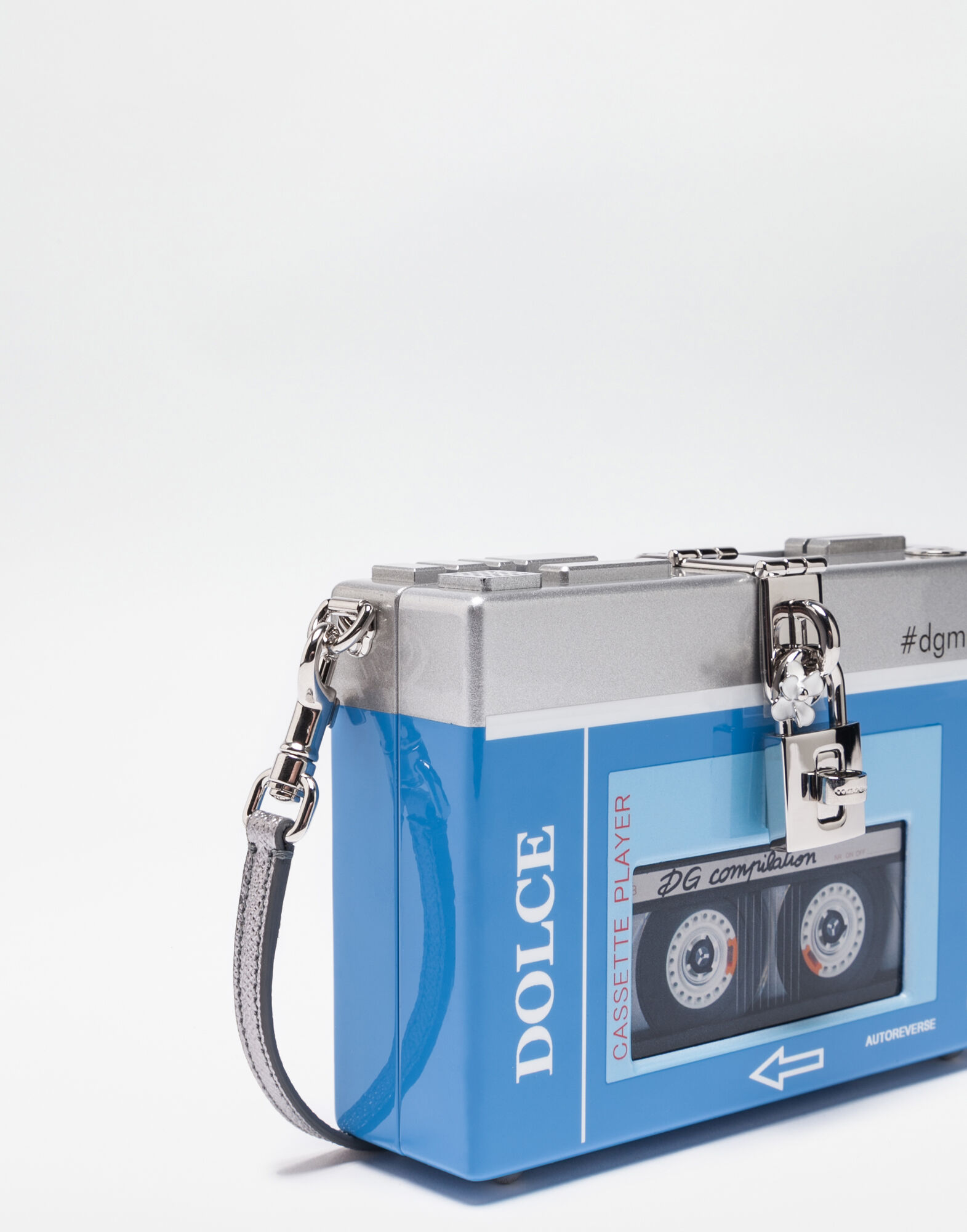 DOLCE BOX WALKMAN CLUTCH