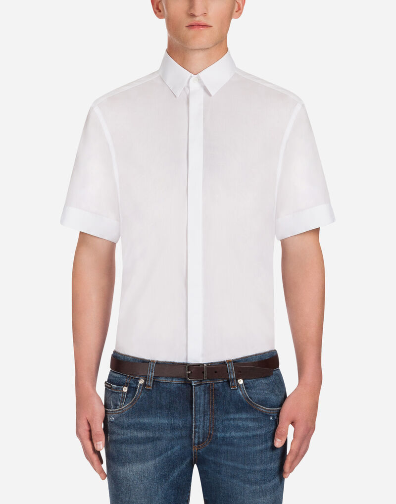 CAPRI FIT SHIRT IN COTTON