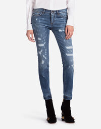 PRETTY FIT JEANS IN STRETCH DENIM