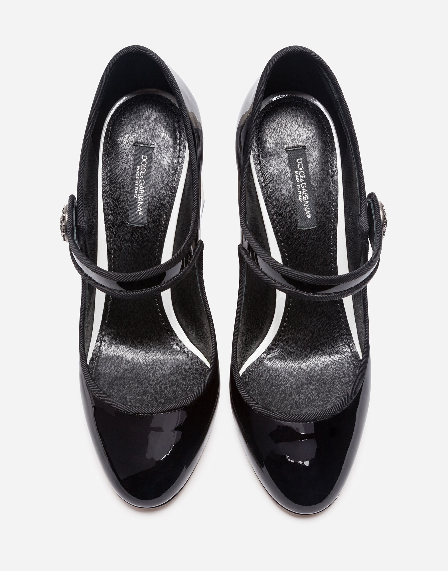 Dolce&Gabbana PATENT MARY JANES