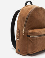 VULCANO BACKPACK IN LEATHER