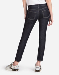 PRETTY FIT JEANS IN DENIM STRETCH