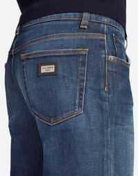 COMFORT FIT STRETCH JEANS