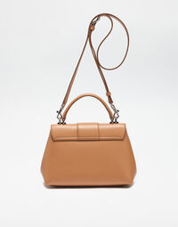 SMALL LUCIA LEATHER BAG
