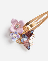 HAIR CLIP WITH CRYSTALS