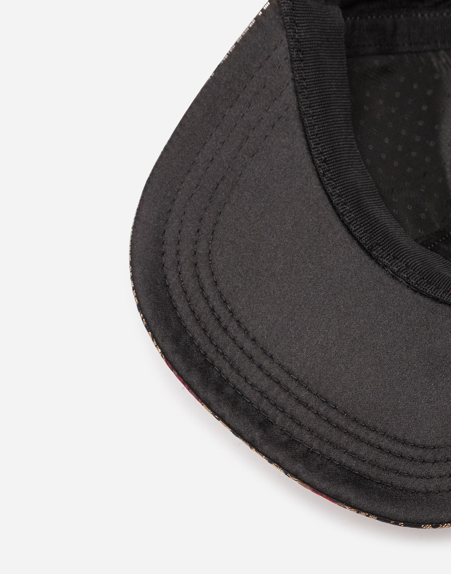 BASEBALL CAP IN JACQUARD