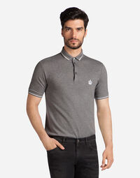 POLO SHIRT IN COTTON PIQUE