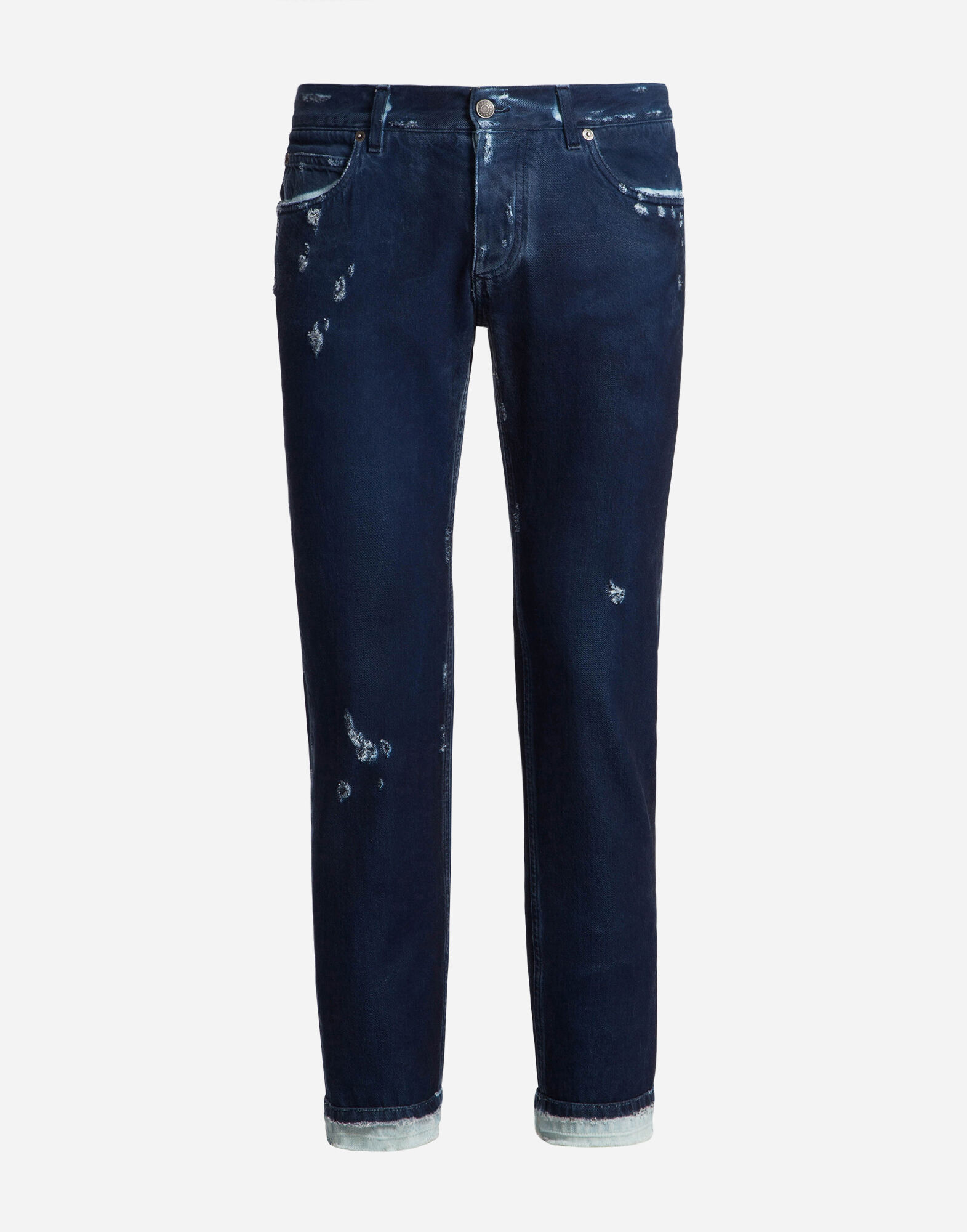 CLASSIC FIT JEANS
