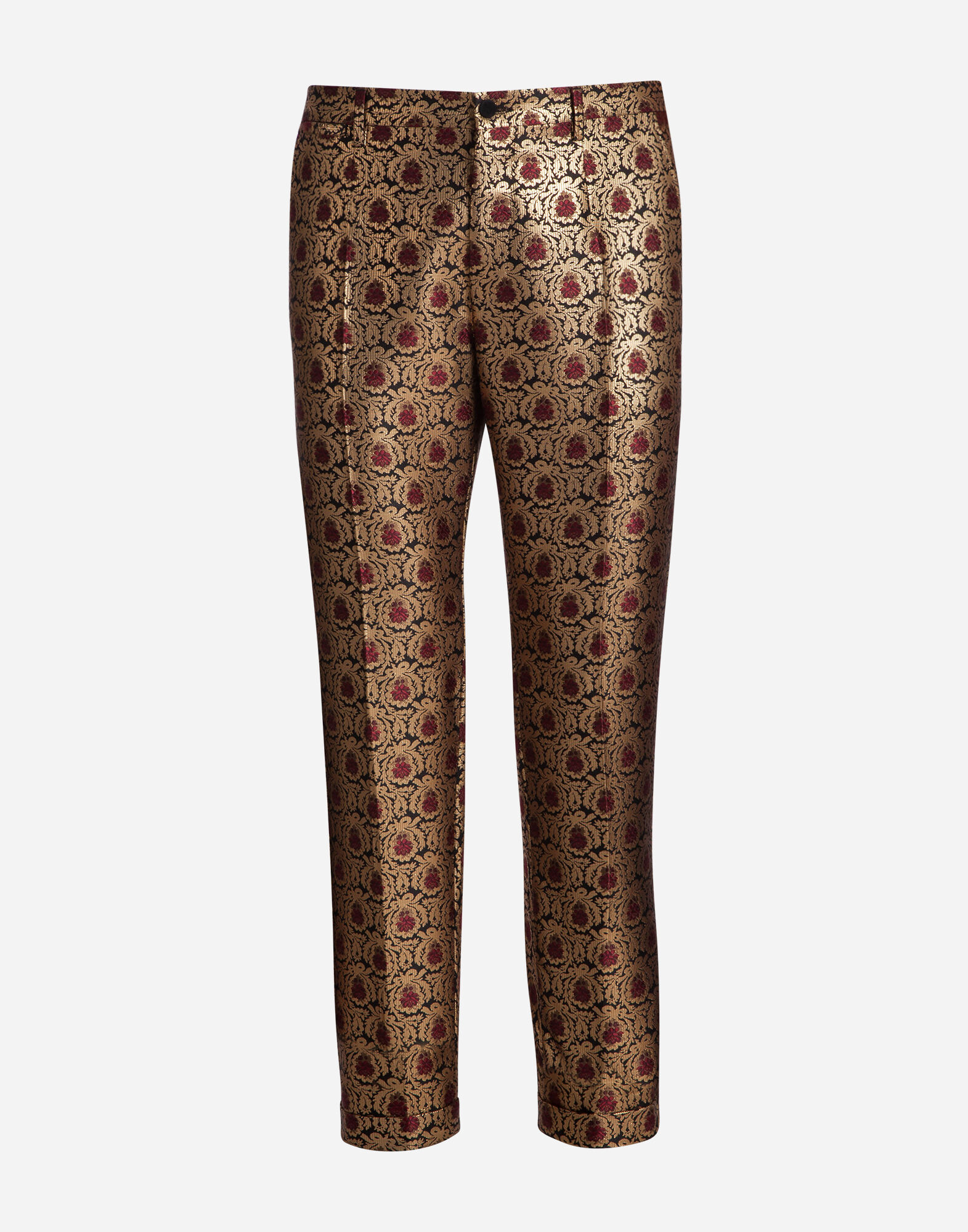 PANTS IN JACQUARD