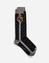 SOCKS WITH COAT-OF-ARMS