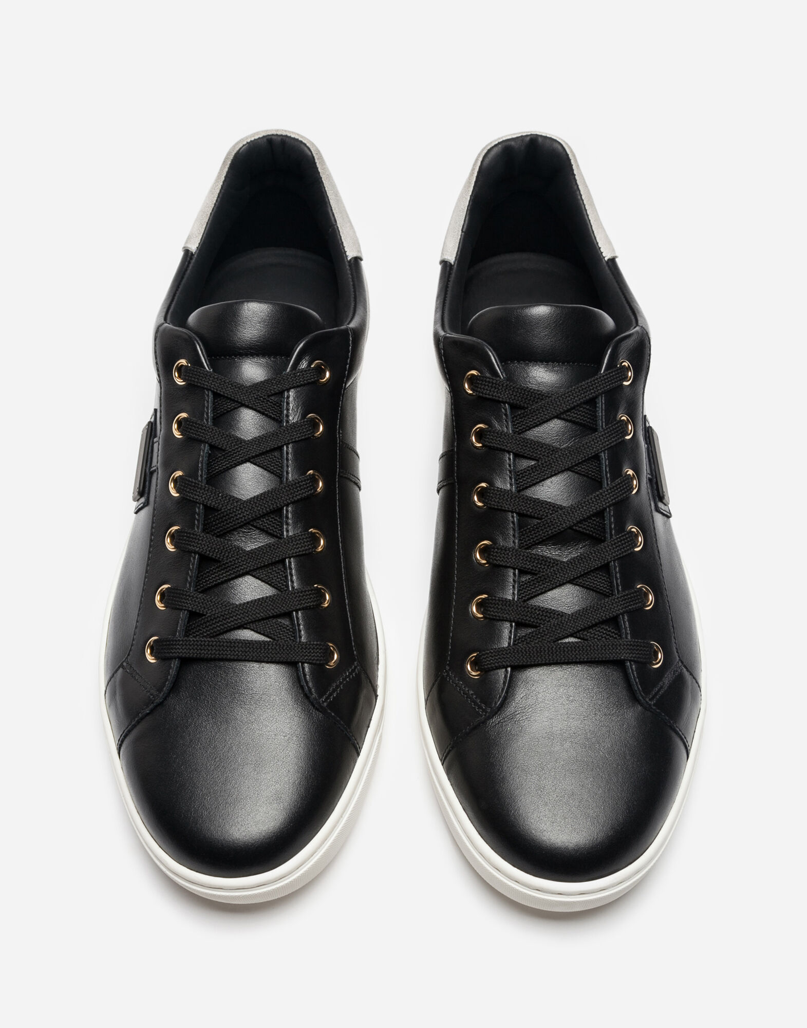 LONDON SNEAKERS IN LEATHER AND SUEDE