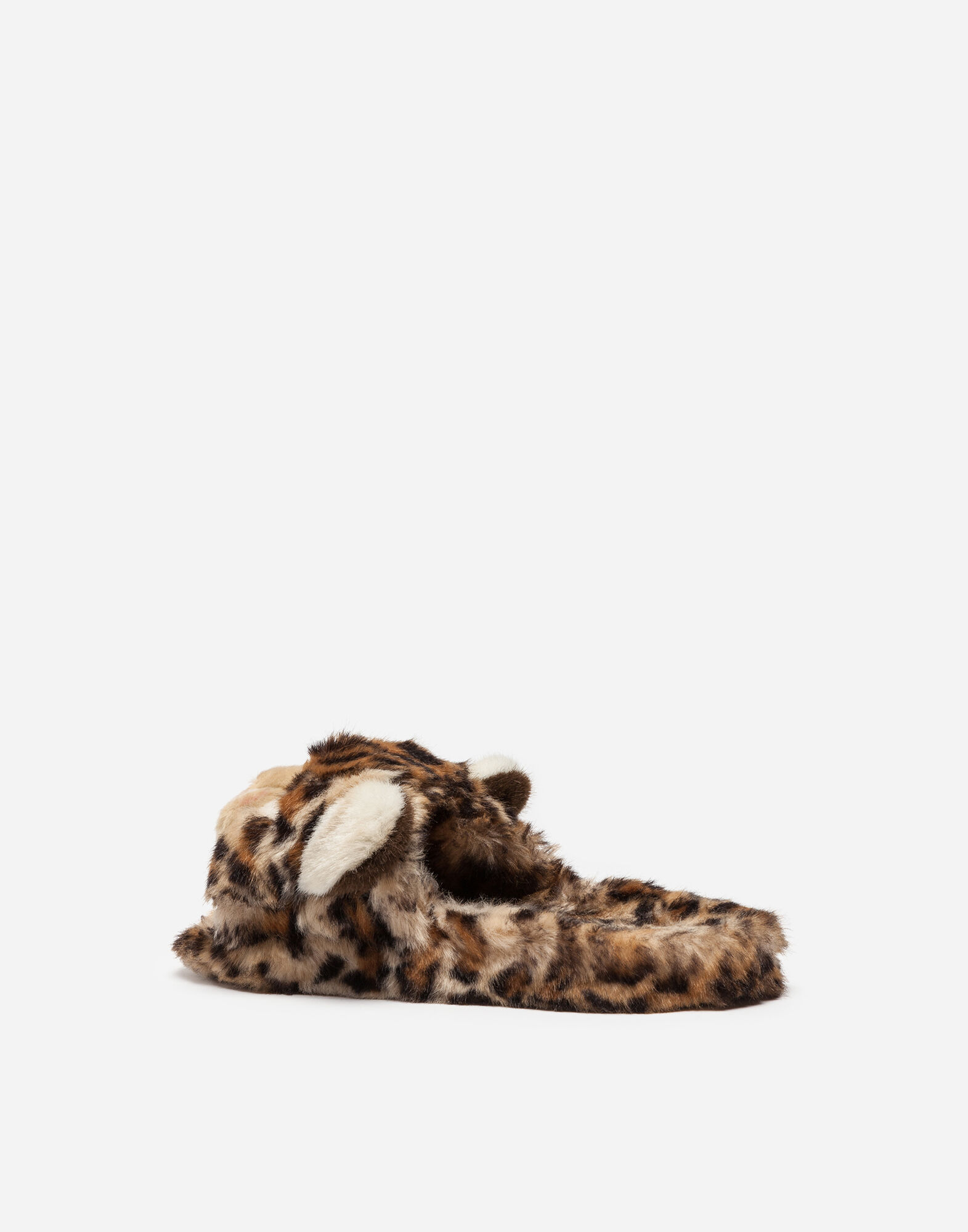 FAUX FUR BEDROOM SLIPPERS