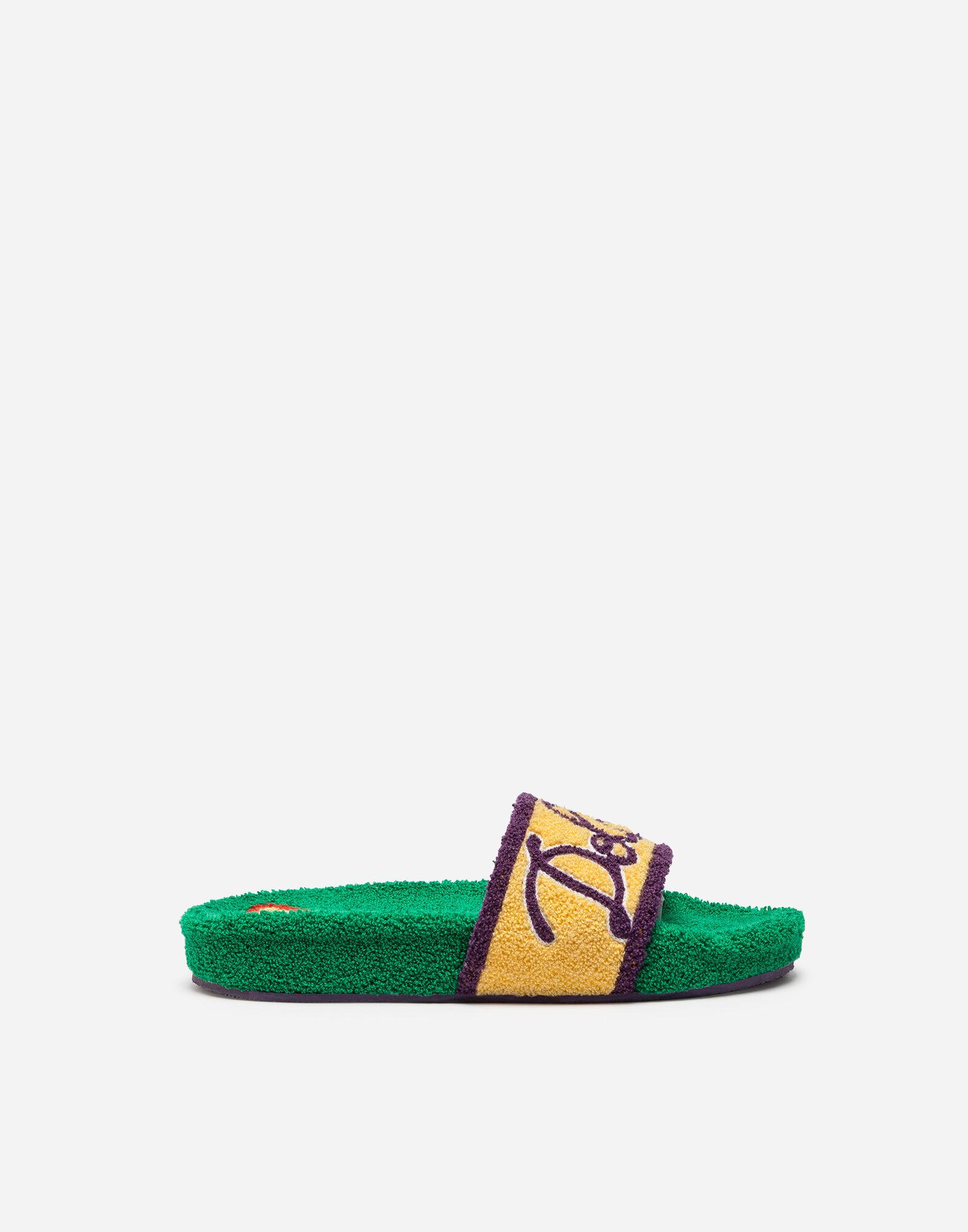 Dolce&Gabbana TERRY SANDAL