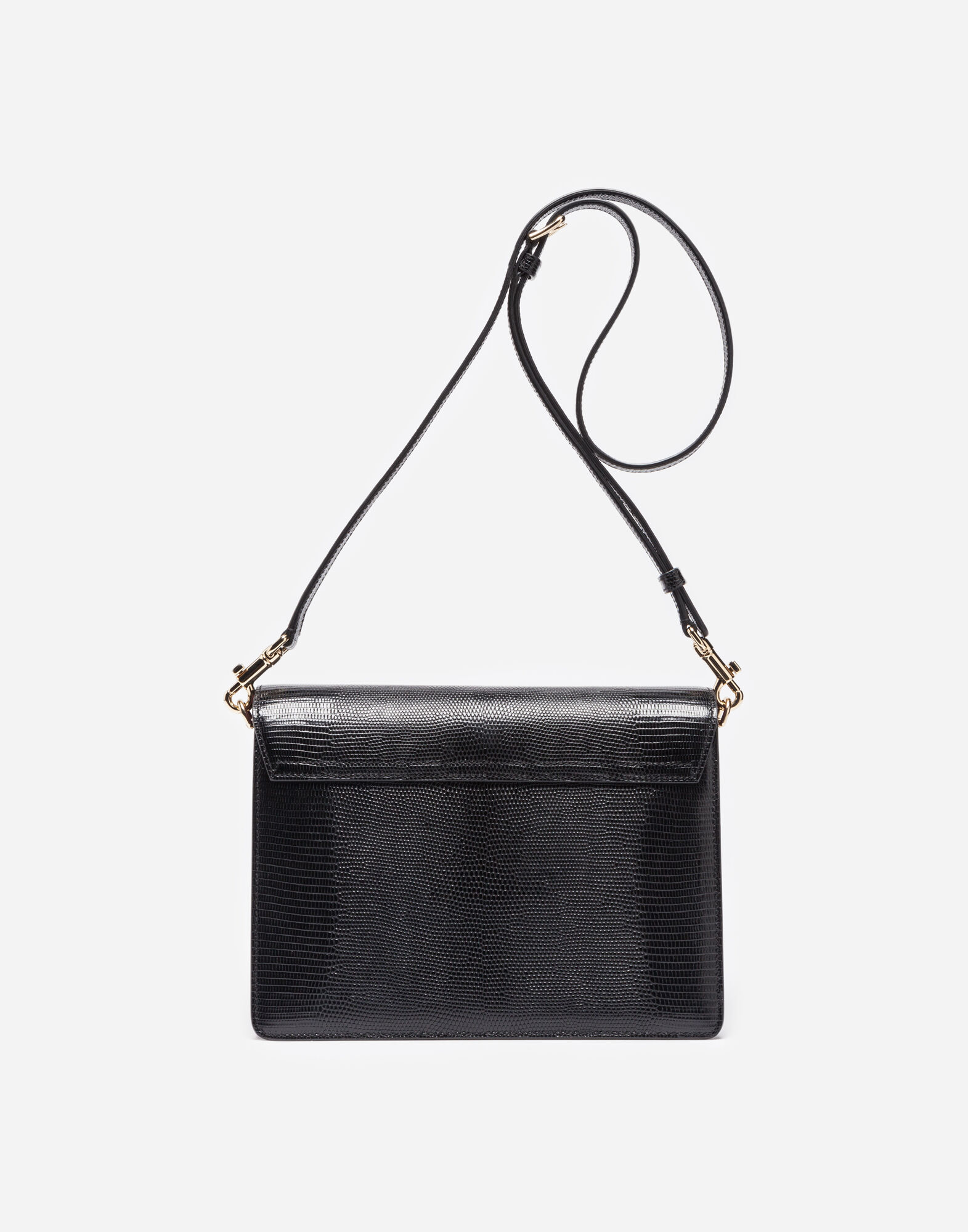 LEATHER LUCIA SHOULDER BAG