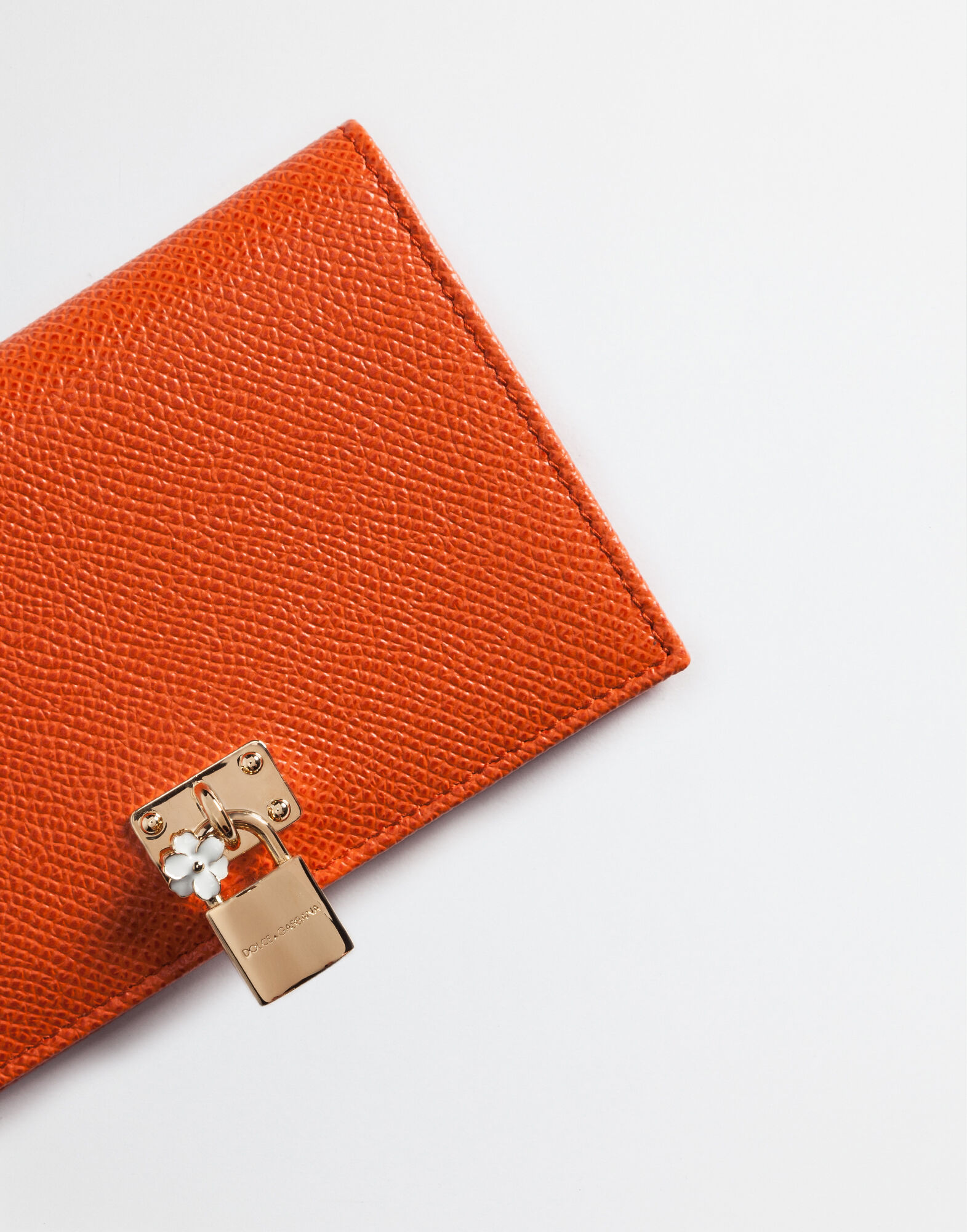 DAUPHINE LEATHER CARD HOLDER