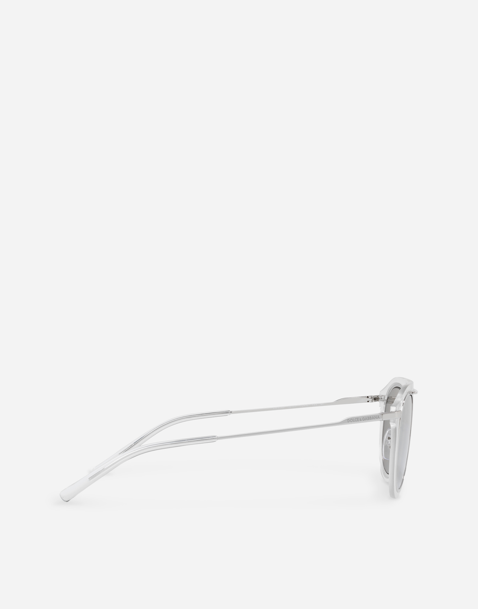 PANTHOS SUNGLASSES IN METAL AND ACETATE