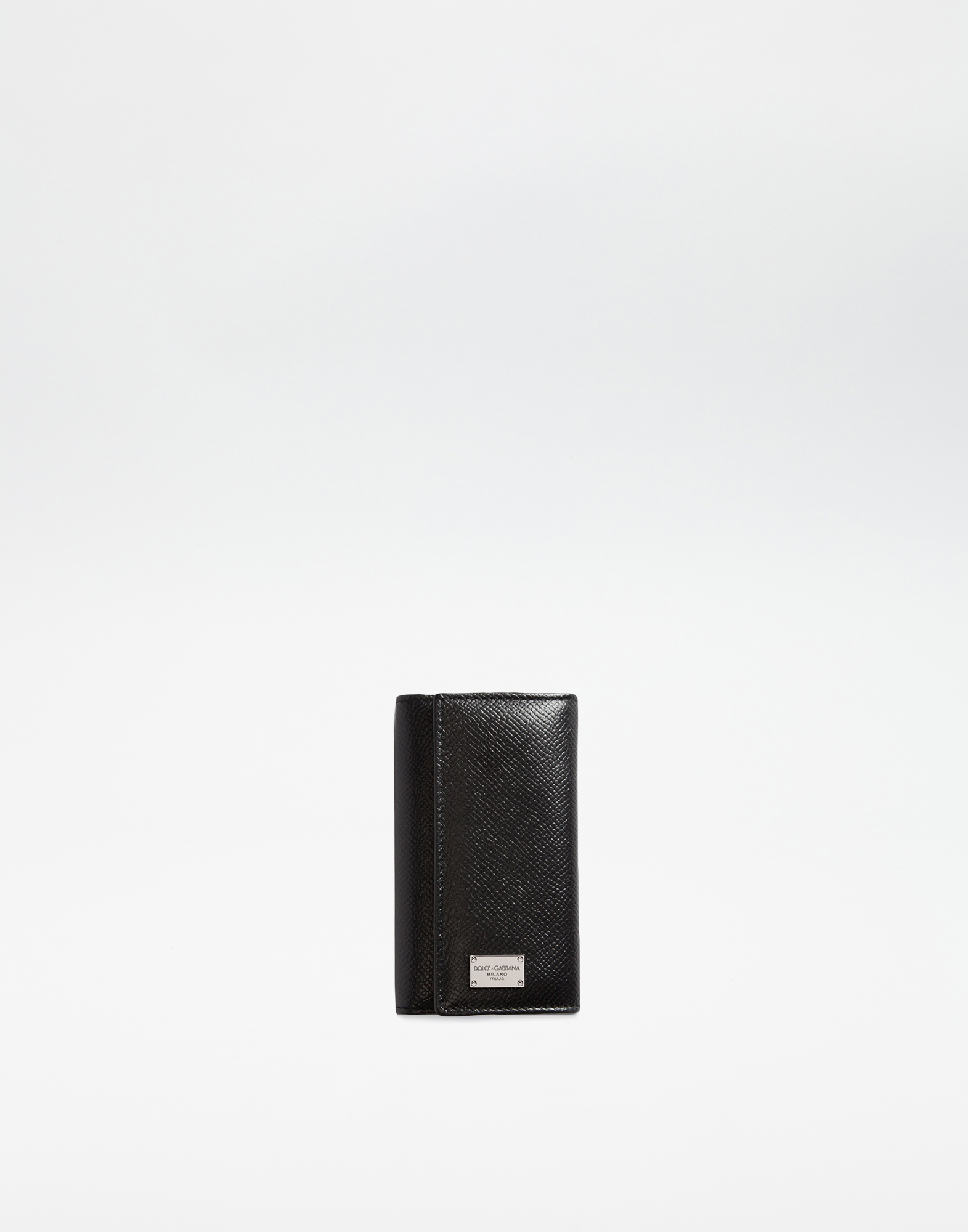 KEY CASE IN DAUPHINE LEATHER
