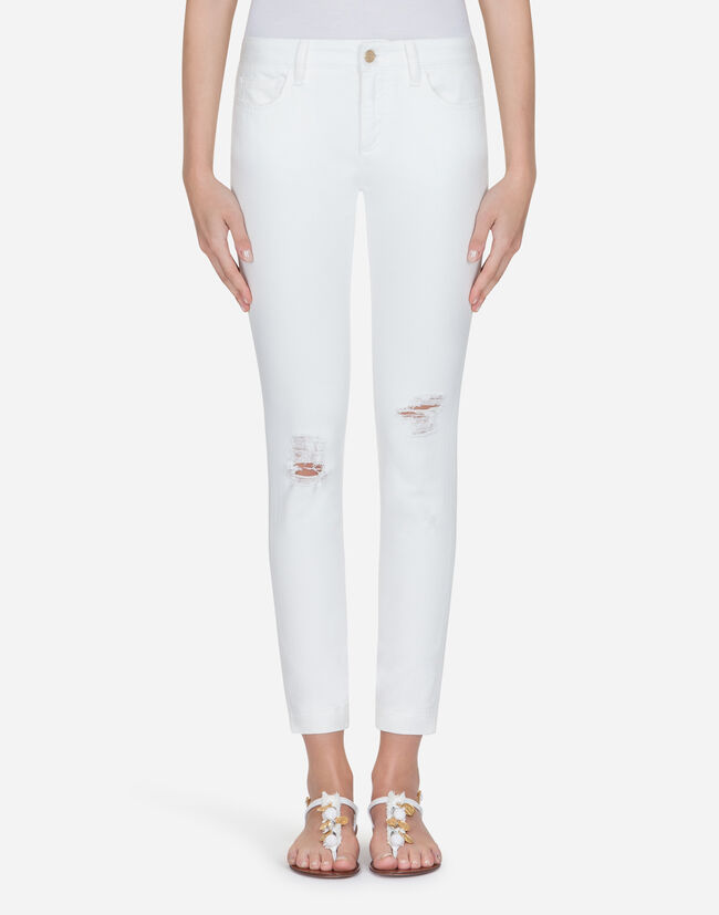 Damen-Jeans  alle Denim Formen   Dolce Gabbana - JEANS PRETTY FIT ... 4b96dabc6c