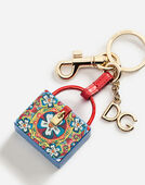 Dolce&Gabbana DOLCE BOX CHARM KEY RING