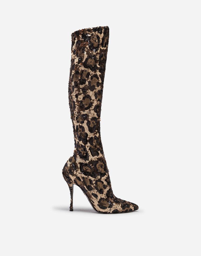 493f7b6a90309 Chaussures Femme   Dolce Gabbana