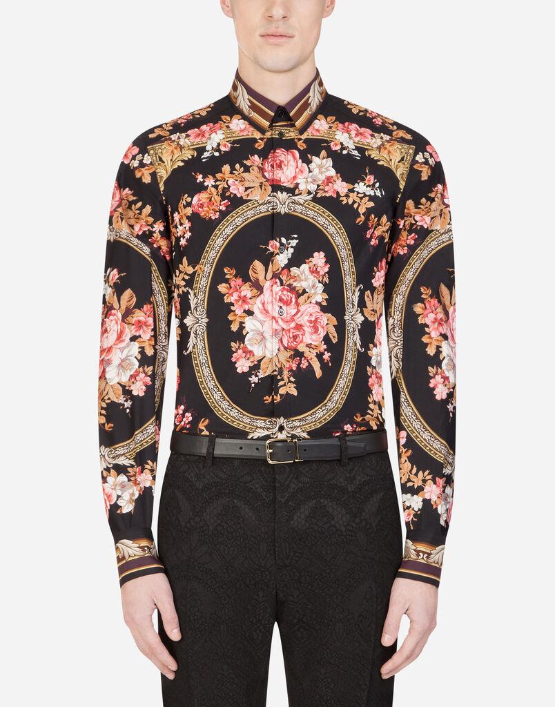 bebfab285 Men's Shirts | Dolce&Gabbana