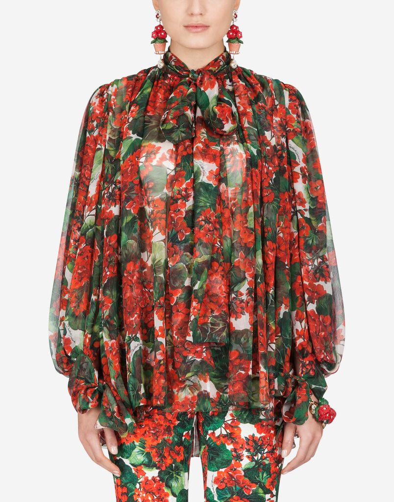 fcfd808b Women's Shirts and Tops | Dolce&Gabbana