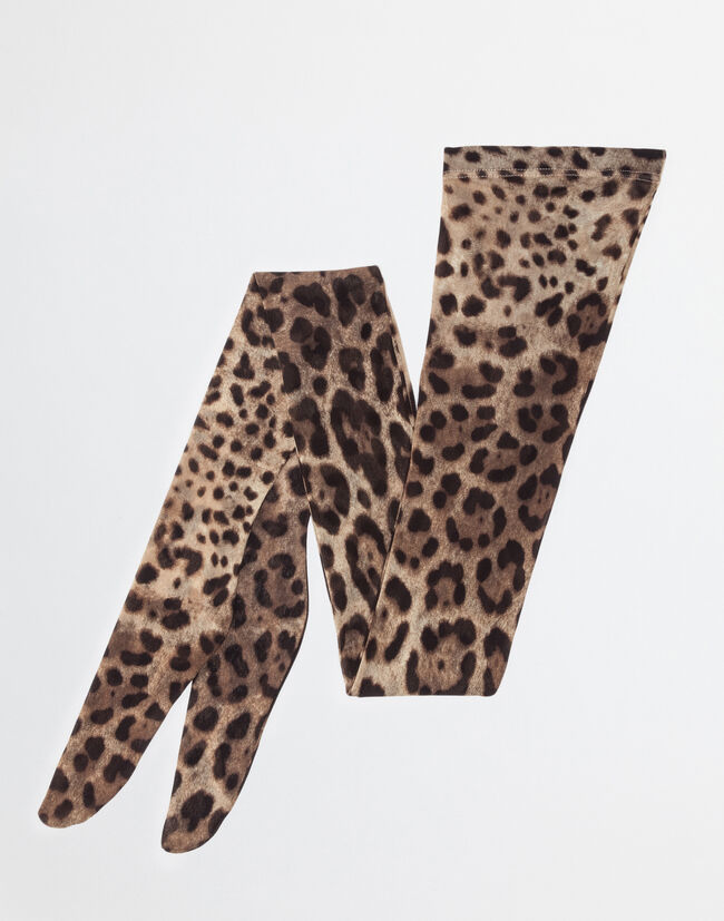 Dolce&Gabbana PRINTED TIGHTS