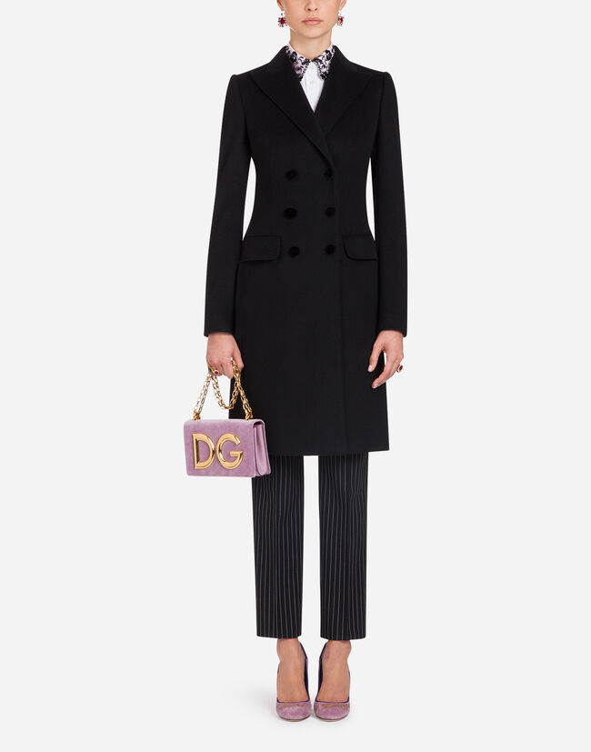Dolce&Gabbana WOOL AND CASHMERE COAT