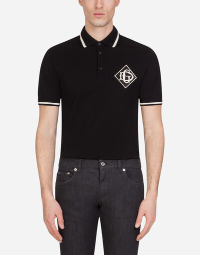 tout neuf fed3d 57f5d T-shirts and Polo for Men | Dolce&Gabbana
