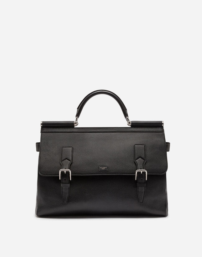 SICILY WORK BAG IN CALFSKIN