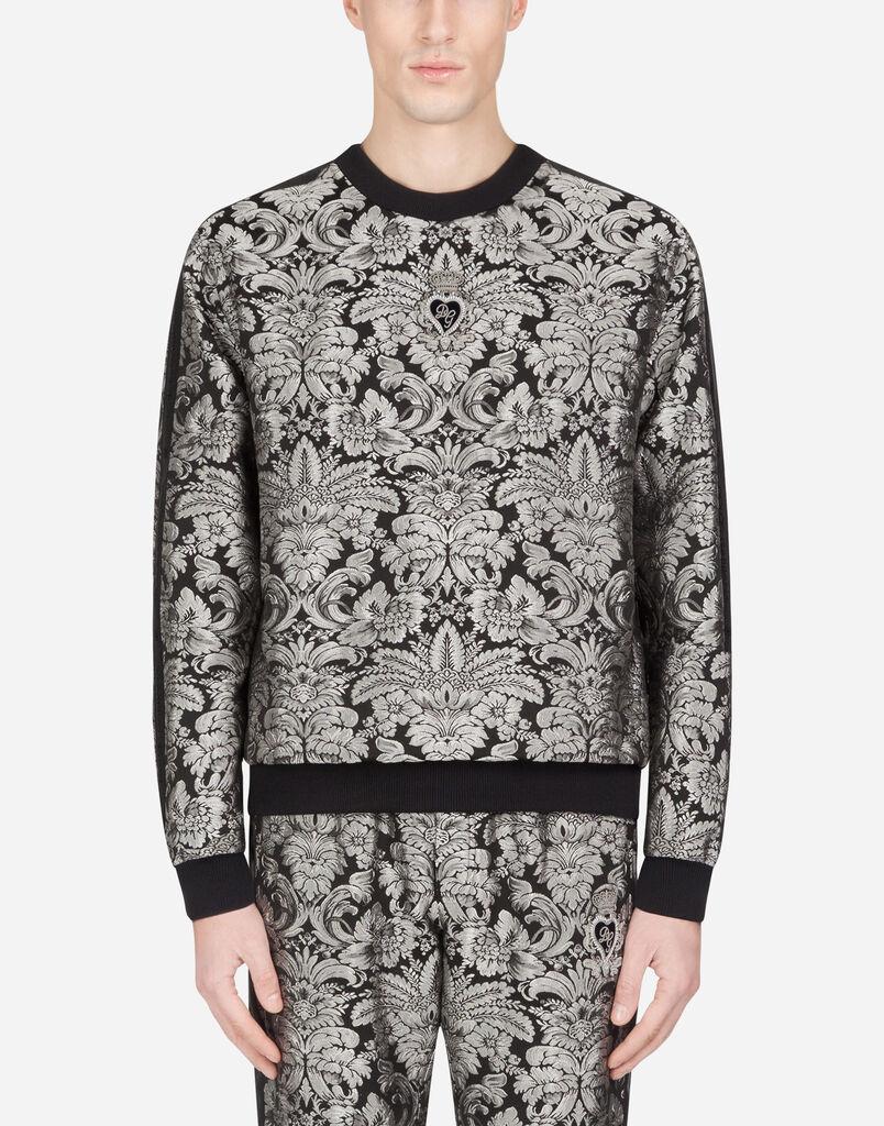 Kersttrui Man.Sweatshirts For Men Dolce Gabbana
