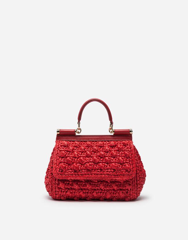 Small Crocheted Sicily Bag - Women s  25264b760c8b9