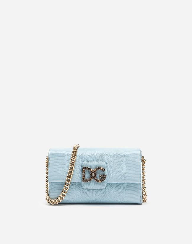 DG MILLENNIALS BAG IN LEATHER