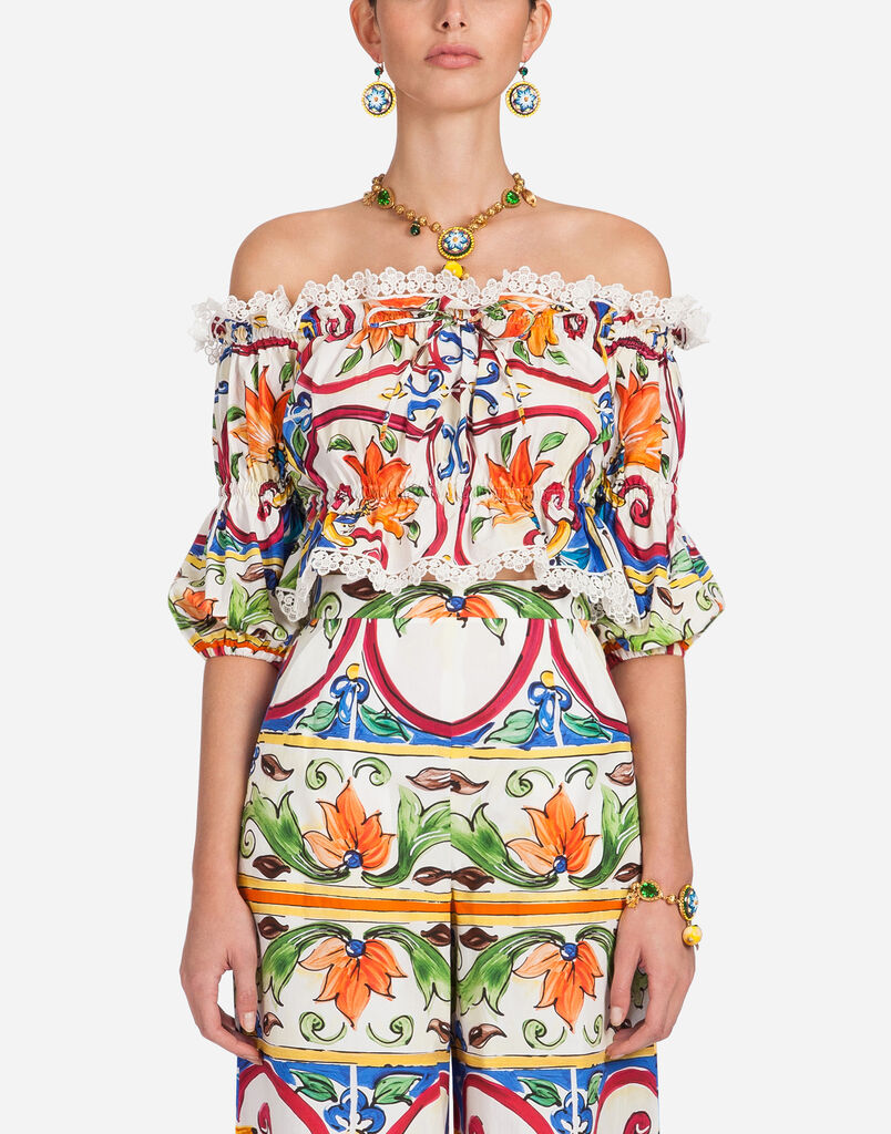 women u0027s blouses and tops new collection dolce u0026gabbana